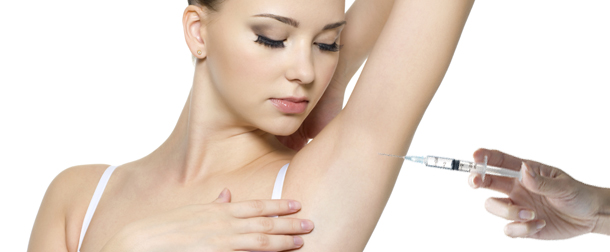 Botox for Underarms